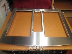 2002X202-50 Jenn Air Range Main Top Assembly Stainless Steel Used
