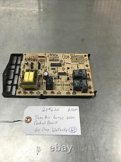 209620 JennAir Range Oven Control Board. 60 Day Warranty