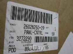 2602N250-09 Control panel NEW Jenn Air Oven Range