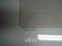 704742 Jenn-Air Range Door Glass / White