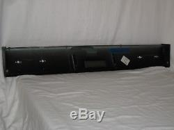 71002033 Jenn Air Range Control Panel and Overlay Black WP71002033