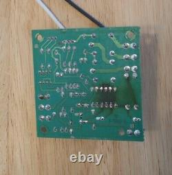 71002035 Downdraft Relay Board from JennAir SVE47600B untested/board only