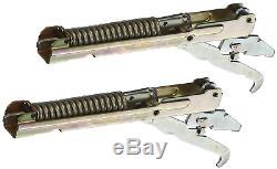 73001109, 73001062 Jenn Air/Whirlpool Range/Stove/Oven Door Hinge Set (2 Hinges)