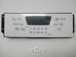 8507P292-60 White Maytag Jenn-Air GAS Stove Range Control 1 Year Guarantee