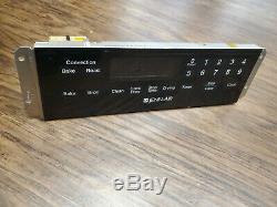 8507p128-60 WP5760M301-60 OEM Jenn-Air Black Range Control Board & Display #14
