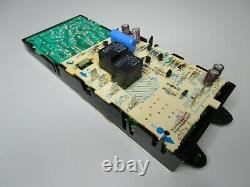 A1 Maytag Range Control Board with White Overlay 8507P074-60 100-01185-10 ASMN