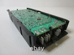 A1 Whirlpool Gas Range Oven Control Board with Black Overlay W10556710 ASMN