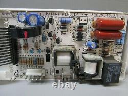 A1 Whirlpool Range Oven Control Board with Black Overlay 6610310 00N20543313 ASMN