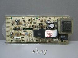 A1 Whirlpool Range/Oven Control Board with White Overlay 6610312 100-01233-35 ASMN