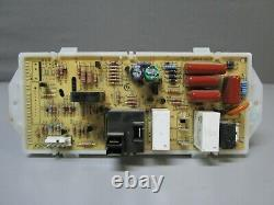 A1 Whirlpool Range Oven Control Board withWhite Overlay (TESTED GOOD) 9760299 ASMN