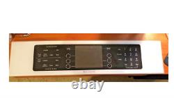 A2 Jenn-Air Range Stove Wht Glass Touch Assy #WP74008456, 74008456