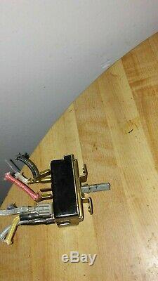 Asr8167-08 c15398a Jenn Air Range/Stove/Oven Selector Switch PART # 715398