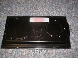 Black Radiant Cartridge Jenn Air SVE47600B Range A122 210183A Designer