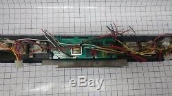 E76 Jenn-air Maytag Range Oven Control Panel 8507p092-60, 60d21570102