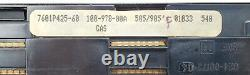 Genuine OEM Jenn-Air Range Control 7601P425-60 Same Day Ship Lifetime Warranty