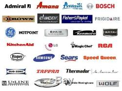 Genuine OEM Whirlpool/Maytag/Jenn-Air Range Stove Oven Control Board WP74008312