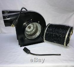JENN AIR COOKTOP RANGE OVEN BLOWER FAN MOTOR HYDROFARM CAGE PLUG MODEL WithBRACKET