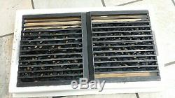 JENN-AIR Cooktop Electric Range Grill Grates Lava Rock Element Cartidge 800862-3