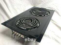 Jenn Air A100 Black Coil Burner Cartridge for cooktop or range