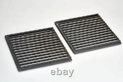Jenn Air Complete Grill Set (Lava Rocks, Grill Grates, Dual Heat Element 800862)
