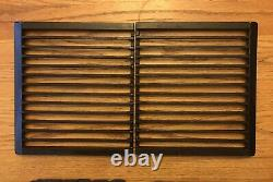 Jenn Air Complete Grill system Rock stands, Grill grates, duel heating element