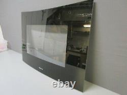 Jenn-Air Electric Range Oven Outer Door Glass, Black 74011511 W10331044 ASMN