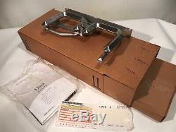 Jenn Air Gas Downdraft Cooktop Grill JDG8345ADB Jenn-Air Range New In Box