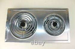 Jenn-Air JEA7000ADS Stainless Electric Coil Cooktop Genuine OEM (LocIA10) NOS