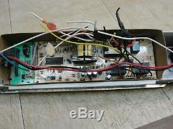 Jenn Air JES 9750 Range Touch Panel Control Panel White