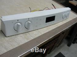 Jenn Air JES9750 CAW01 Range Touch Panel Control Panel White