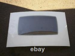 Jenn-Air Maytag Oven Stove Range OEM outer glass curved bisque 74005719