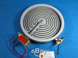 Jenn Air, OEM Stove, Range, Parts Surface Element 8 WP74011192, 74011192 2200W