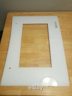 Jenn-Air Oven Range Outer Door Glass WPW10272330 Read Description