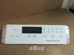Jenn-Air Range Clock Timer Board Part # 71003120