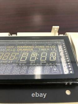 Jenn Air Range Control Board Part # 8507p234-60 A 167