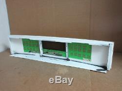 Jenn-Air Range Control Panel (No Board) Part # 71003439