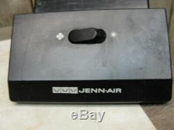 Jenn Air Range Fan/Light Switch Black