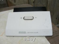 Jenn Air Range Fan/Light Switch White