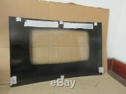 Jenn-Air Range Outer Door Glass (Curred) Part # 74005718