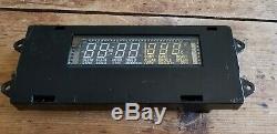 Jenn-Air Range Oven Stove Control Board Clock 100-00695-20