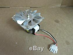 Jenn-Air Whirlpool Range Convection Fan Motor with Blade Part # W10213813