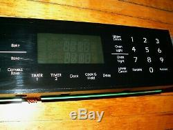 Jenn-Air range stove double electric oven electronic control WP5701M796-60