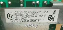 Jenn-air Range Control Board Part# 7601p660-60