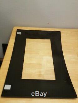 Jenn-air Range Glass Door Black 74011511 W10272332