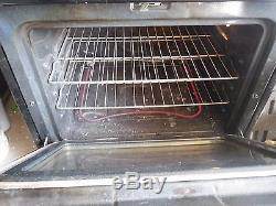 Jenn air jes9750bab range black with glass burners and grill unit downdraft