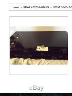 Maytag Jenn-Air Range Stove AMANA Glass Cooktop 309945B