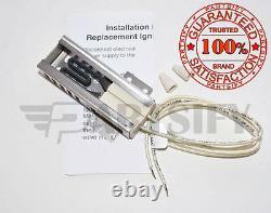 NEW! Fits Jenn-Air Gas Range Oven Stove Ignitor Igniter 12400035