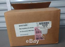 NEW Jenn-Air Range Wall Hood Recirculation Non-Duct Filter Kit W10272060