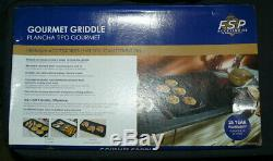 NEW Whirlpool Jenn-Air Gas or Electric Gourmet Range Top Griddle 4396096RB