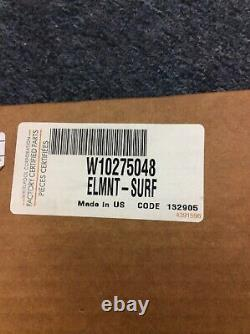 New Genuine Whirlpool Maytag Range Oven Surface Element W10275048 W10823729